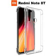 Funda Gel TPU Transparente Antigolpes para Xiaomi Redmi Note 8T