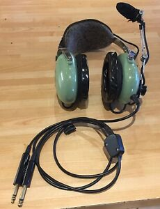 Dave Clark aviation Headset H10-40