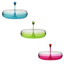 Sagaform Happy Days Acrylic Plastic Garden Serving Dish with Lid