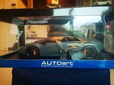 BRAND NEW Autoart Lamborghini Murcielago SV LP670-4 CHINA EDITION GREY 1/18