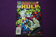 THE INCREDIBLE HULK #415 - Marvel Comics - March 1994 : The Troyjan War 3
