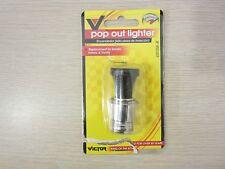 VICTOR POP OUT LIGHTER, 05158-8, ACURA/HONDA/CADILLAC/CHEVROLET/SUBARU, FREE S&H