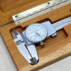 BROWN & SHARPE DIAL INDICATOR 599-579-3 SWISS MADE machinist toold