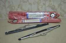 "NOS TEX 14"" WIPER BLADES Ford Cortina Escort MK1 Jaguar XJ6 420G Sunbeam Alpine"