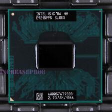 Intel Core 2 Duo T9800 SLGES CPU Processor 1066 MHz 2.93 GHz