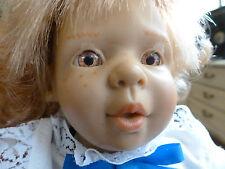 Muñeca coleccionista muñeca C. Llopis españa chica colección resolución