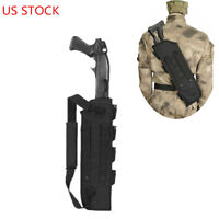 US Tactical Hunting Shotgun Scabbard Holster Rifle Shoulder Sling Case Bag 19""