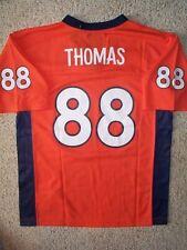 Denver Broncos DeMARYIUS THOMAS nfl Jersey YOUTH KIDS BOYS (m-med-medium)