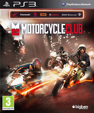Motor Cycle Club Ps3 Playstation 3 It Import Bigben Interactive