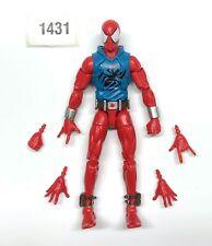 Marvel Legends Scarlet-Spider Man from Rhino Series Hasbro 2015