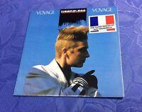 "DESIRELESS (7"" 45 SINGLE) VOYAGE VOYAGE [HOLLAND PS 1986 CBS **80S SYNTH POP] NM"
