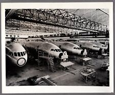 CARAVELLE PRODUCTION VARIG AIR FRANCE SAS VINTAGE PHOTO