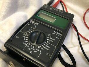 BBC Goerz Metrawatt M2012 - Originalzustand