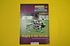 Buch Sportspiele Rugby in der Schule Praxis Ideen 22