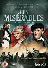 Les Miserable 2 DVD The Complete BBC Series Frank Finlay Anhony Bate
