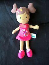 Doudou et compagnie poupee UNICEF leelou doll DC2657 22cm  tbe