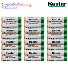 Kastar Ni-MH 2700mAh Super High-Capacity Rechargeable Batteries Pre-charged
