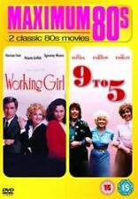 Working Girl 9 to 5 (region 4) DVD Harrison Ford Dolly Parton