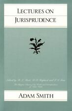 Smith, Adam  Lectures on Jurisprudence  US SC 1st/1st NF