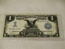 1899 Silver Certificate $1 -Blue Seal