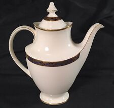 Royal Doulton Harlow Coffee Pot- Excellent