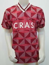 MAGLIA CALCIO SHIRT SALERNITANA DEVIS CRAS 1992-93 FOOTBALL VINTAGE SOCCER IT408