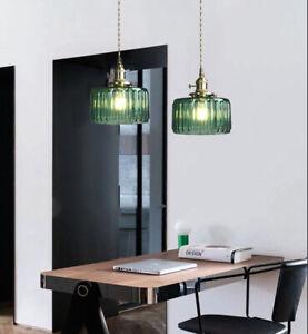 Room Lamp Kitchen Pendant Light Bar Glass Chandelier Lighting Shop Ceiling Light