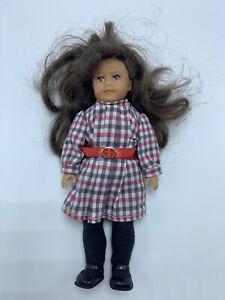 "Samantha Mini Doll (American Girls) 6""  Original Dress"