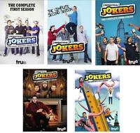 Impractical Jokers: The Complete Series Season 1 2 3 4 5 (DVD, 2017,16-Disc Set)