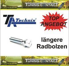 TA Technix längere Radbolzen Radschrauben M14x1,5x40 Kegelbund