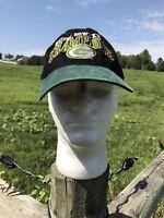 Green Bay Packers NFL Super Bowl XXXI Champions SnapBack Hat Cap Black