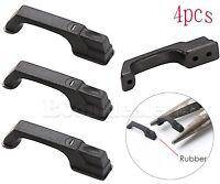 4pcs Rubber Door Handle for 1:10 RC TRAXXAS TRX-4 TRX4 T4 Defender D90 D110 Car