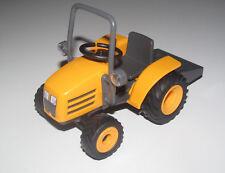 Playmobil Accessoire de la Ferme Tracteur Fermier Jaune et Gris NEW