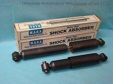 69 - 78 Volkswagen Beetle Bug Ghia Rear Shock Absorber Pair VW Type 1 3 Shocks