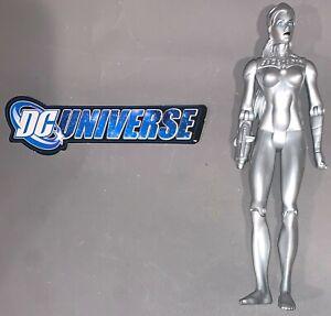 RARE DC Universe Classics Direct Collectibles Metal Men Series Platinum Figure