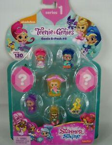 Shimmer & Shine Teenie Genies Series 1 Genie 8 Pack #8 Floating Hidden