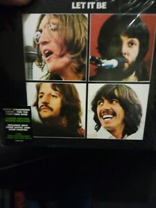 The Beatles Let It Be - Sealed 2009 remastered version + Mini Documentary - MINT