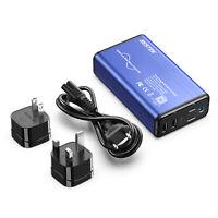 Pure Sine Wave BESTEK Universal Travel Voltage Converter Adapter 100 240 to 110V