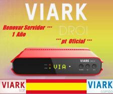 Renovar Servidor Viark sat Viark combo Viark droi Servidor pt iks Oficial 2021