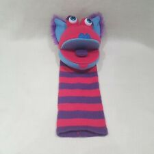 Hand Puppet From The Puppet Company kitty sockette new s