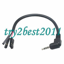 Hero 2 90° FPV Transmitter Real-Time AV Video Output Single Pin Cable Wire
