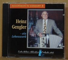 CD Heinz Gengler ein Lebenswerk 1.Kölner Akkordeon Orch. Accordeon in Concert 3