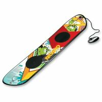 Techno Beginner Kids Snowboard with Rope Handle