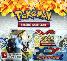 Pokemon XY X&Y X Y Flashfire Brand New Factory Sealed Booster Box