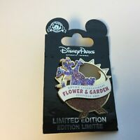 WDW - Epcot Flower & Garden Festival 2016 - Passholder Figment Disney Pin 113734