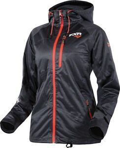 FXR WOMENS EDGE LITE TRILAMINATE Waterproof Breathable Jacket - 10 or 12 - NEW