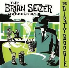 Brian Orchestra Setzer - The Dirty Boogie