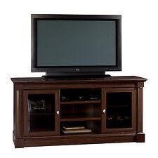 Sauder Palladia Entertainment Credenza Home Decor Furniture TV Stand Stereo New