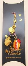 kiki's delivery service Phone Strap 02 Jiji Strawberry sand Studio Ghibli Japan