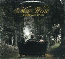 Long Way Back [Digipak] by New Wine (CD) New Sealed